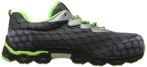 Cofra je020–000.w47taglia 47S1P SRC Lowball sicurezza scarpe, colore: grigio/lime/verde