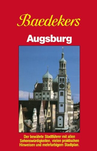 Baedeker Stadtführer, Augsburg