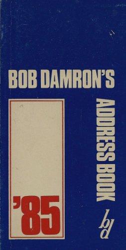 Bob Damron's Address Book '85