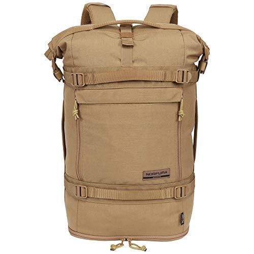 - Norfuma Outdoor Tactical Hiking Camping Cycling Rack Bag Hydration Bag 36L-45L (Khaki)