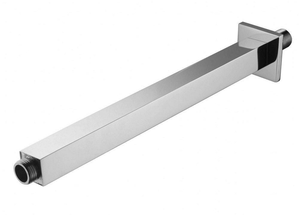 Essential Shopping Cassellie in acciaio INOX montato a soffitto quadrata braccio doccia Cassellie UK