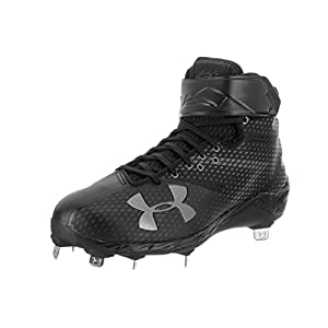 Under Armour Men's Harper One Mid ST Baseball Cleat