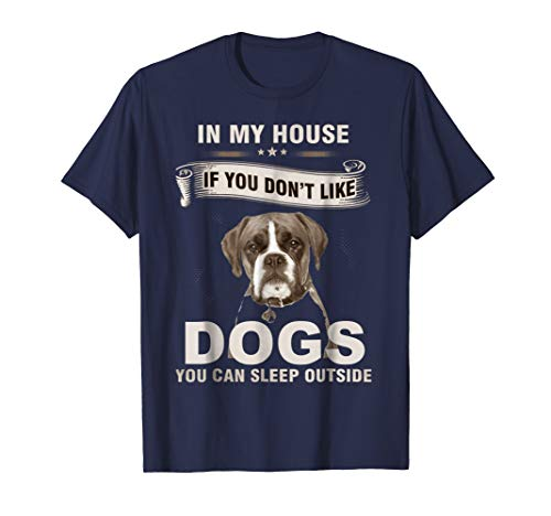 Funny T shirts Boxer Dog Cute Sayings Gift Boxer Lover