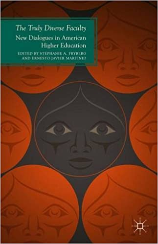 Ebooks en téléchargement gratuit The Truly Diverse Faculty: New Dialogues in American Higher Education (Future of Minority Studies) PDF RTF 1137456051