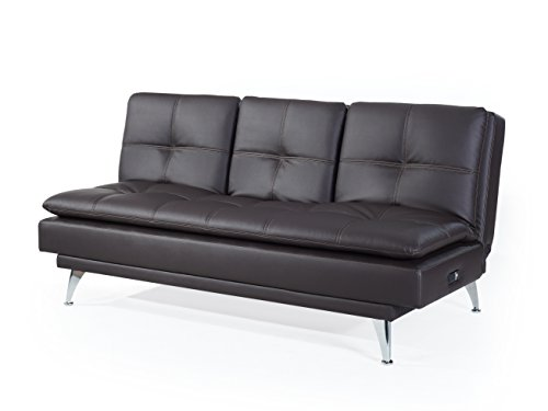 Lifestyle Solutions Sofa Sleeper (Relax A Lounger Westport Home RA-MKZS3B2003-P Marie Convertible Sofa)