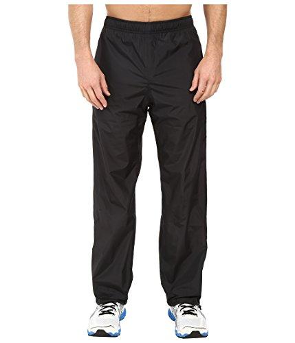 Mens Storm Shelter - ASICS Men's Storm Shelter Pants, Performance Black, Small