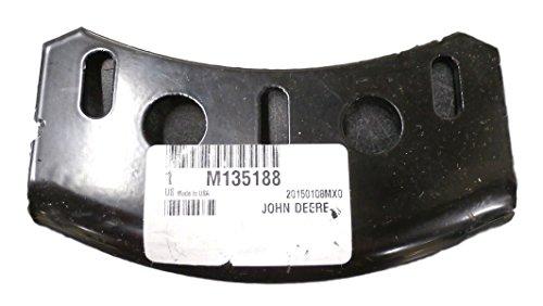 John Deere Skid Shoe set of TWO M135188 42, 44, 46, 47 tractor mounted
