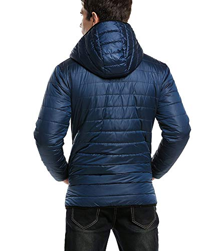 Giacca Giù Outwear Sudore Uomo Parka Ragazzo Il Rm Trapuntata Schwarz Riscaldamento Clásico Invernale Con Cappuccio rgwqIxrA