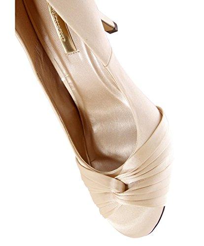 Zapatos de tacón de Mujer URBAN B037983-B7345 CHAMPANGE