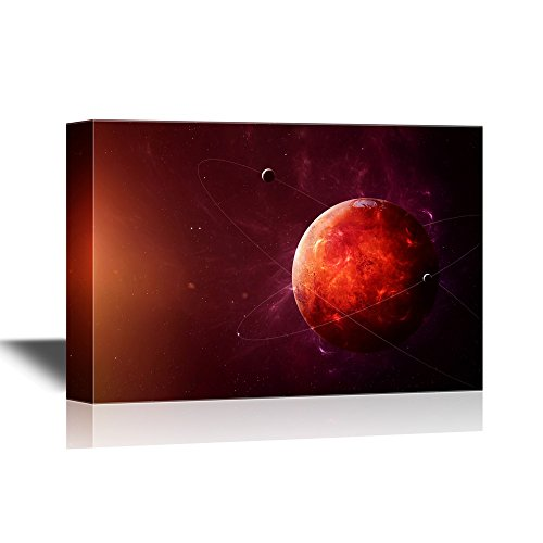 wall26 - Astronomy Canvas Wall Art -