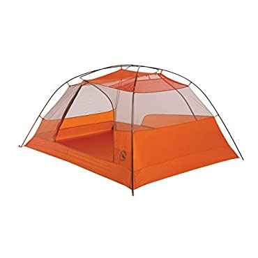 Big Agnes Copper Spur HV UL Tent, 3 Person, Grey/ Orange