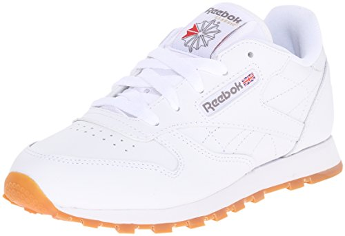 Reebok ReebokCLASSIC Leather - Klassiches Leder Unisex-Kinder White/Gum