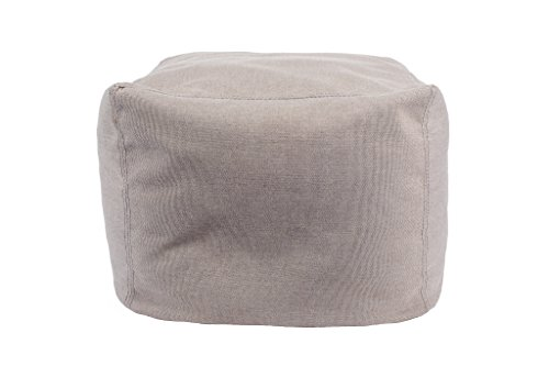 Core Covers Outdoor/Indoor Sunbrella Pouf, 20