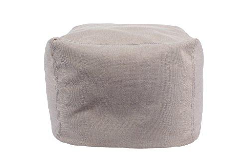 - Core Covers Outdoor/Indoor Sunbrella Pouf, 20