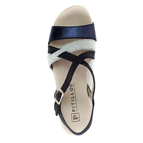 2730 Marine Pitillos Bleu Femme Chaussures PZaaqC