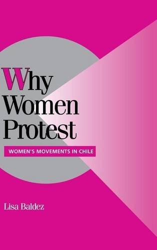 Download Why Women Protest: Women's Movements in Chile (Cambridge Studies in Comparative Politics) PDF
