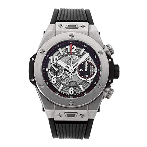 Hublot Big Bang UNICO Titanium Men's Automatic Chronograph Watch - 411.NX.1170.RX ()