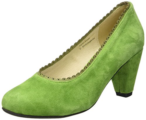 Andrea Conti 3009200 - Tacones Mujer Verde - Grün (grün 041)