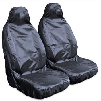 LANDROVER FREELANDER MK1 19972006 Black Rear Waterproof Car Seat Cover Protector