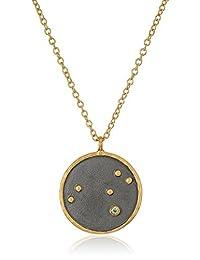 "Satya Jewelry ""Zodiac"" Constellation Pendant Necklace"
