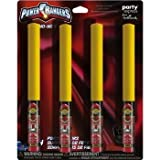: Power Rangers Chinese Yo Yo's 4ct