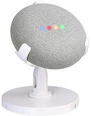 Cocoda Support de Table pour Google Home Mini, Porte de Bureau Réglable à 360° pour Votre Smart Home Speaker, Accessoire Intelligent Facile d'Interagir avec Votre Google Home Mini
