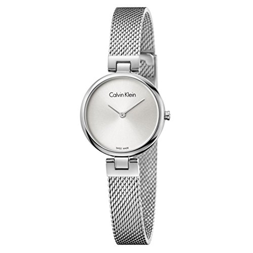 Calvin Klein Authentic Lady Watch K8G23126 stainless steel 28 mm