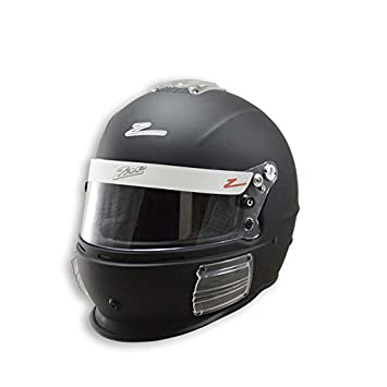 Zamp RZ-42 Kevlar Mix SNELL SA2015 Helmet Flat Black Medium