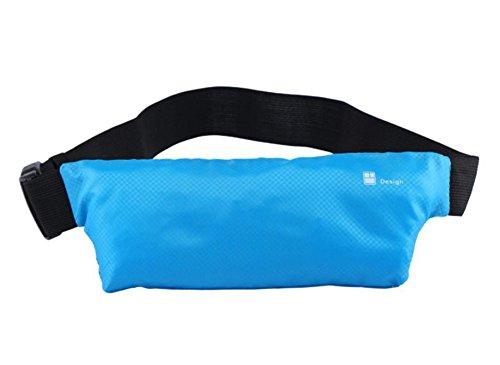 LAAT Waist Packs Unsichtbare Anti Diebstahl Taschen Ultra Slim Fitness Gürtel Laufen Radfahren Wandern Sport Handy taschen