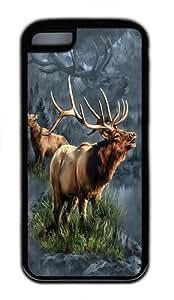 Diy design iphone 6 (4.7) case, - Customized White Hard PlasticiPhone 6 , SupernaturaliPhone 6
