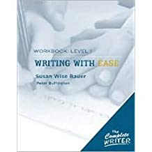 Complete Writer Writing with Ease Level 1 Workbook