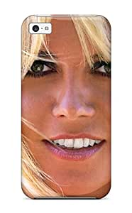 Hot Snap-on Heidi Klum Hard Cover Case/ Protective Case For Iphone 5c
