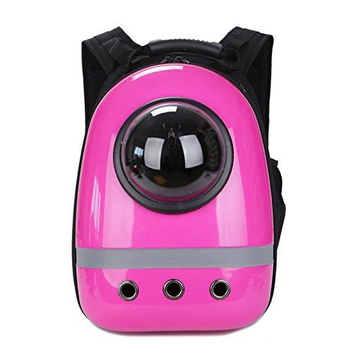 NabothT Pet-raumkapsel Pack kleiner Hund, Rucksack, Pink hell ihr Leben