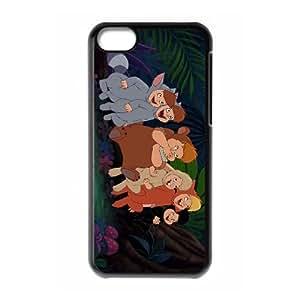 iPhone 5C Phone Case Black Peter Pan Nibs CLL3666011