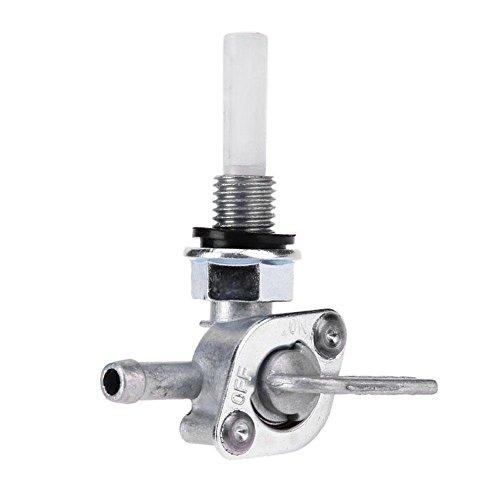 Fuel Shut Off Valve Tap Switch M10X1.25 Generator Fuel Tank Shut off Valve 28-1783-V (M10X1.25) ()