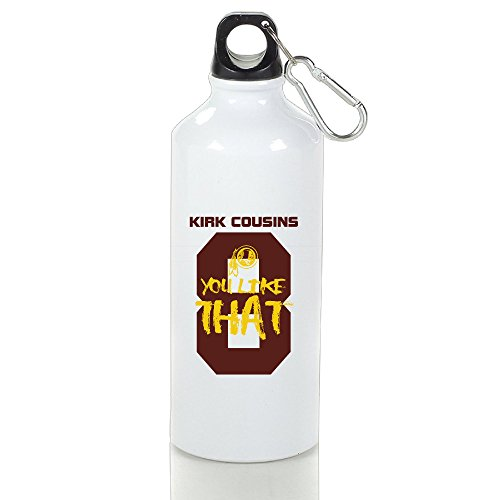 LINNA- Washington #8 You Like That Personalized Water Bottle With Carabiner Hook