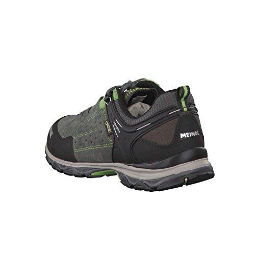 Meindl Ontario-ména Gore Tex € ™ S Chaussures De Randonnée De Grün - Anthrazit