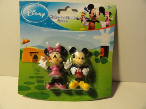 Mickey & Friends Figurines or Cake Toppers -