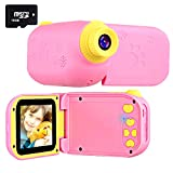 Best Camcorders For Kids - Kids Camera Camcorders 2.4 Inch Screen 8MP HD Review