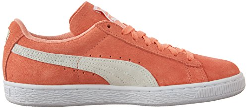 Puma Wns White Classic mode Baskets Desert Flower femme ZAZqraw1