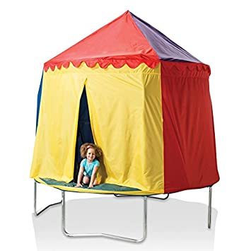 10ft Jumpking Tr‾ Circus Tent  sc 1 st  Amazon UK & 10ft Jumpking Trampoline Circus Tent: Amazon.co.uk: Sports u0026 Outdoors