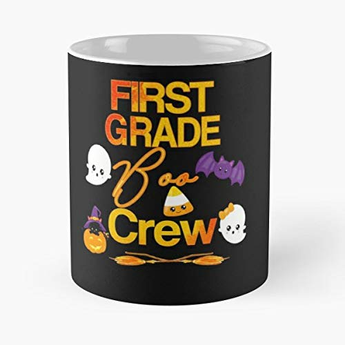 1st Grade Halloween Teacher Alternative Costume - Gift Coffee Mug 11 Oz Funny -