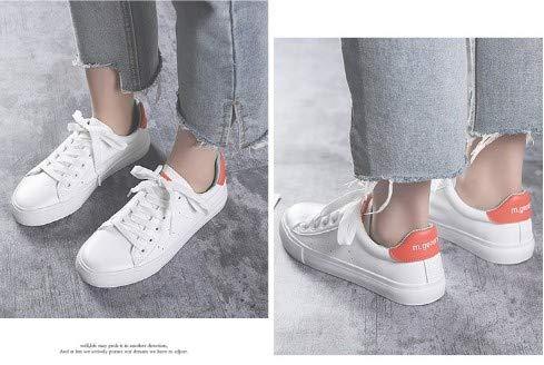 Leggere Ysfu Colore Sneaker Traspiranti Misto Ammortizzanti Autunno Casual Donna Da Scarpe Sneakers 4xSCPwq4