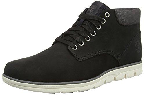 Timberland Bradstreet_bradstreet_bradstreet Chukka Leather - Zapatillas Hombre Negro (Black Nubuck)