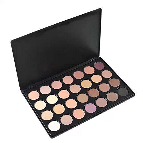 Amazing2015 28 Matte Colors Vogue Blush Set Fashion Cosmetic Blush Powder Palette Contour Makeup Palette
