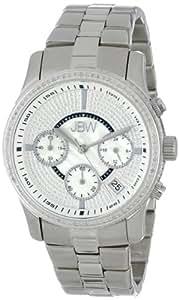 JBW Reloj de cuarzo VIXEN Plateado 37  mm