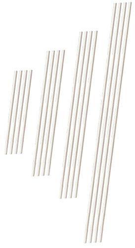 Wilton 8 Inches Lollipop Sticks 50 ct ()