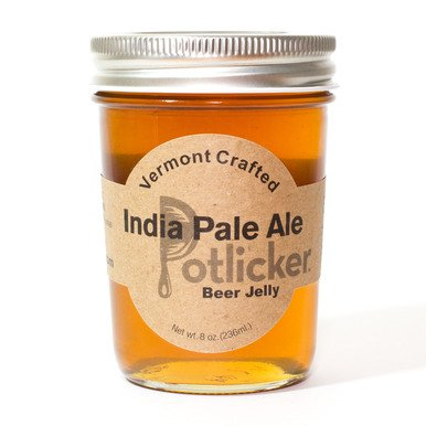 India Pale Ale IPA Beer Jelly Vermont ()
