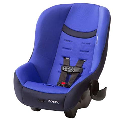 Cosco Scenera Next Convertible Car Seat with Cup Holder and Fleece Blanket (River Run)