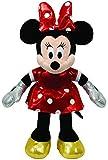 Ty Beanie Babies Minnie Red Sparkle Plush